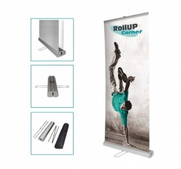 Roll up, impression chez Rollup Corner