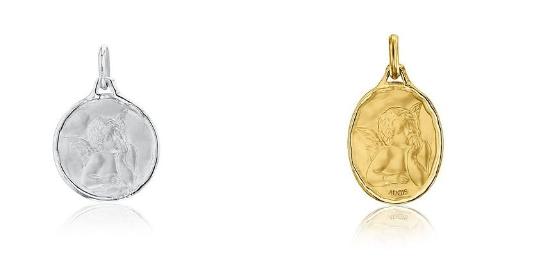 Médailles ange Raphaël – AUGIS